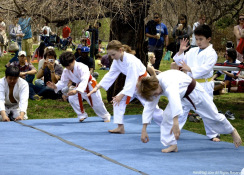 Children's Aikido Club